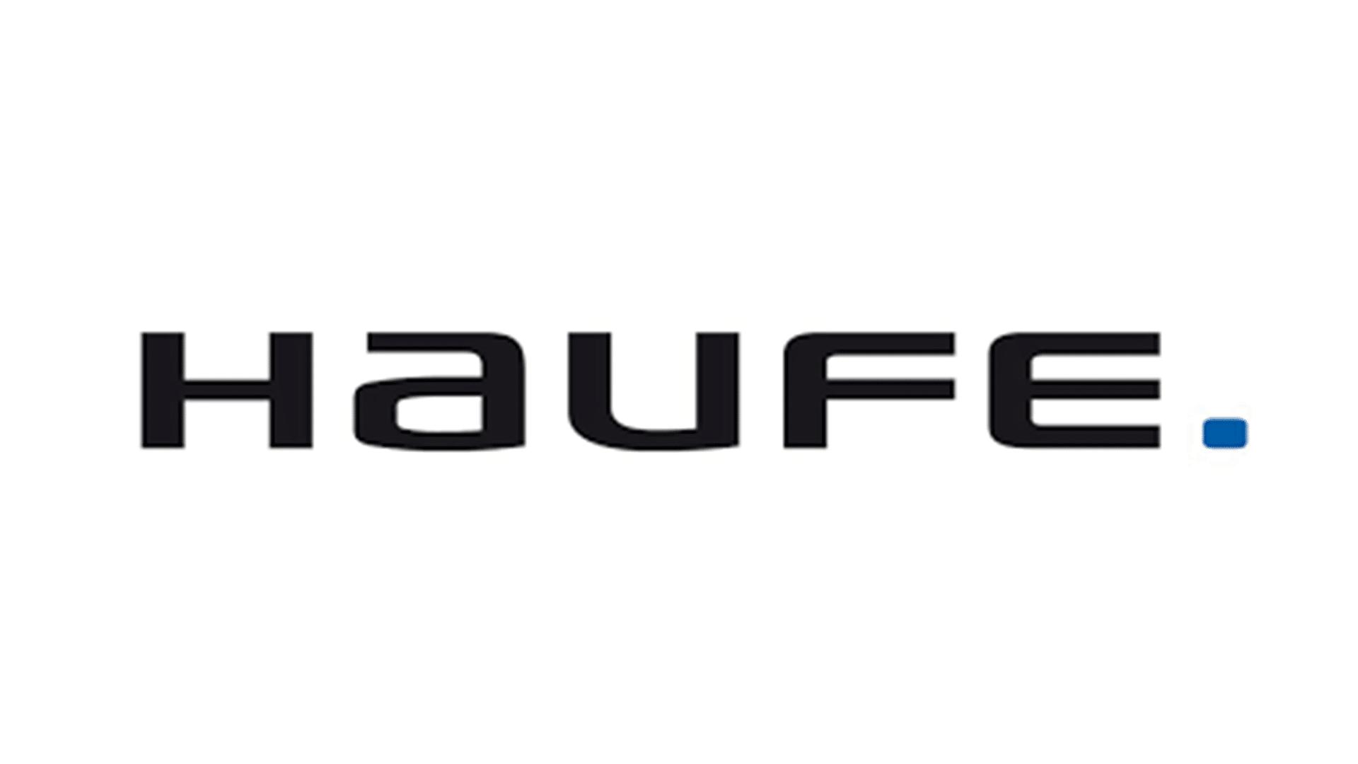 Das Logo der Haufe Group.
