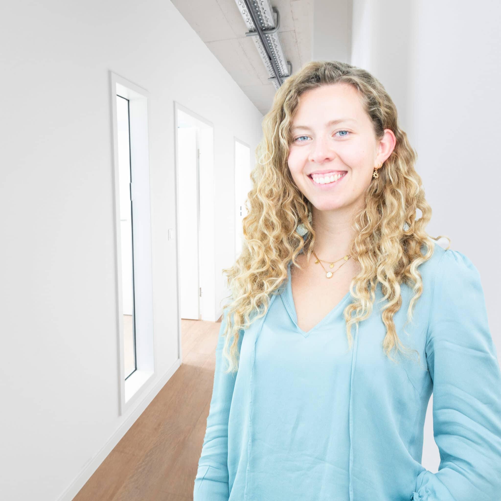 Profilbild Nadine Heiker